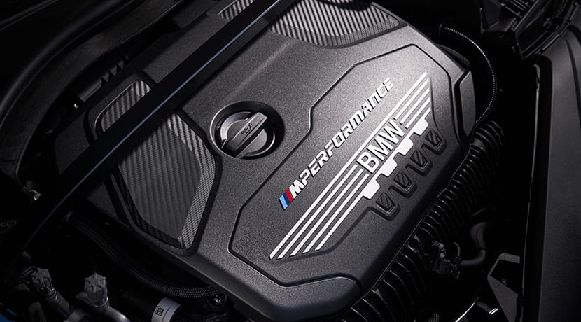 BMW Serie 1 motor M135i
