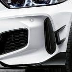 Spoilers del BMW Serie 1 2020 con componentes M Performance