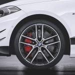 Llantas del BMW Serie 1 2020 con componentes M Performance