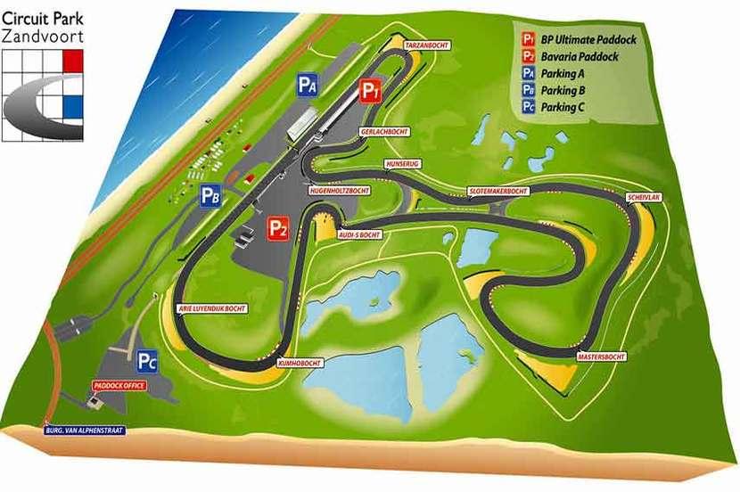 Zandvoort GP de Holanda