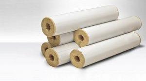 Los silenciadores de absorción usan fibra de vidrio o materiales similares