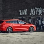 Ford Focus ST Sportbreak lateral