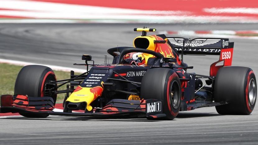 Red Bull en Montmeló