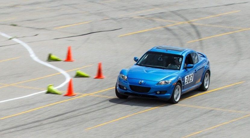 Mazda-RX-8 con motor rotativo
