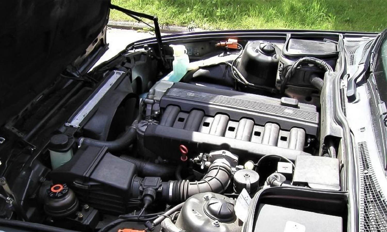 Motores con cilindros en línea