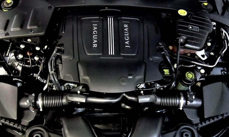 Motores con cilindros en V
