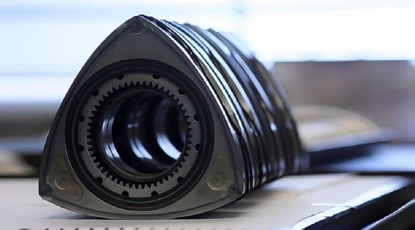 Desventajas del motor rotativo