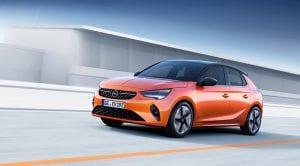 Opel Corsa-e dinámica