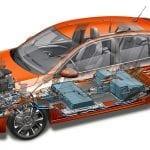 Opel Corsa-e técnica