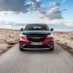 Opel Grandland X Hybrid4 frontal