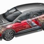 Opel Grandland X Hybrid4 técnica
