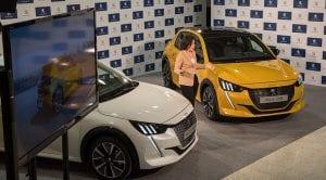 Peugeot e-208 y Peugeot 208 GT-Line