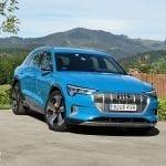 Prueba Audi e-tron 55 quattro