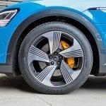 Prueba Audi e-tron llantas de 21 pulgadas
