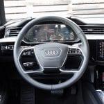 Prueba Audi e-tron volante