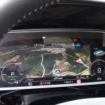 Prueba Audi e-tron cuadro de instrumentos digital
