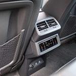 Prueba Audi e-tron 55 quattro climatizador trasero