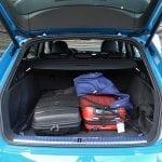 Prueba Audi e-tron maletero