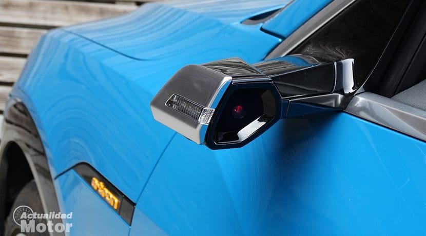Audi Virtual Mirrors