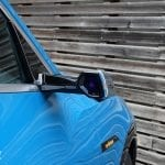 Prueba Audi e-tron espejos cámara