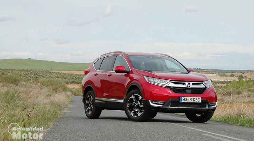 Honda CR-V 1.5 VTEC Turbo 173 CV 4x4