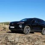 Perfil Hyundai Santa Fe