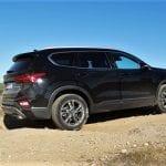 Prueba Hyundai Santa Fe offroad