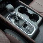 Prueba Hyundai Santa Fe consola central