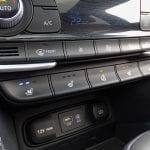 Prueba Hyundai Santa Fe climatización asientos
