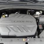 Prueba Hyundai Santa Fe motor 2.2 CRDi 200 CV