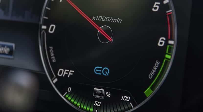 Prueba Mercedes-Benz E 300 de cuadro