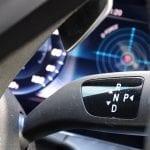 Mercedes E 300 de selector cambio