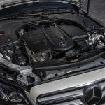 Mercedes E 300 de motor