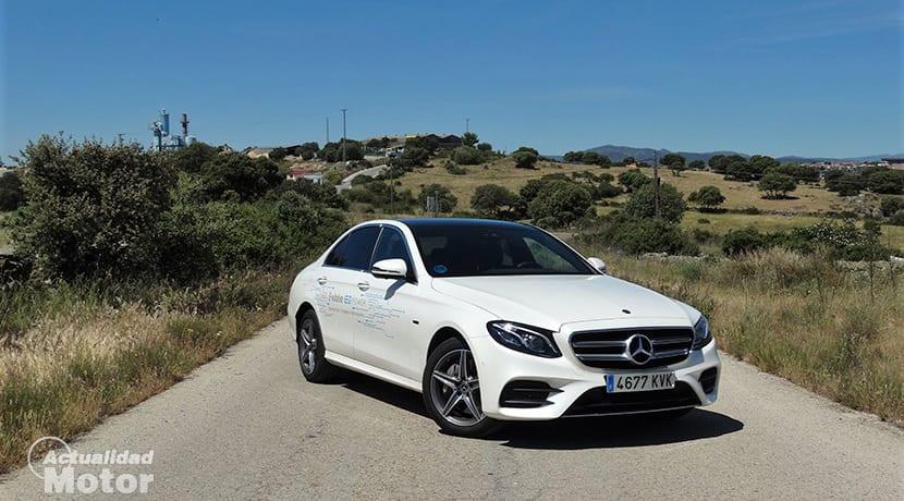 Prueba Mercedes-Benz E 300 de