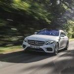 Mercedes-Benz E 300 de dinámica delantera