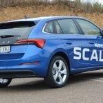 Prueba Skoda Scala 1.0 TSI 115 CV Ambition