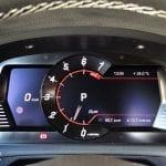 Prueba Toyota Supra cuadro instrumentos
