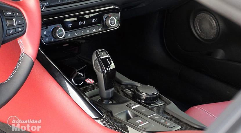 Cambio ZF en Toyota Supra