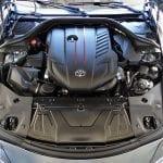 Prueba Toyota Supra motor 3.0 340 CV