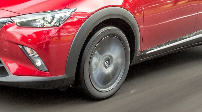 Equilibrado de ruedas