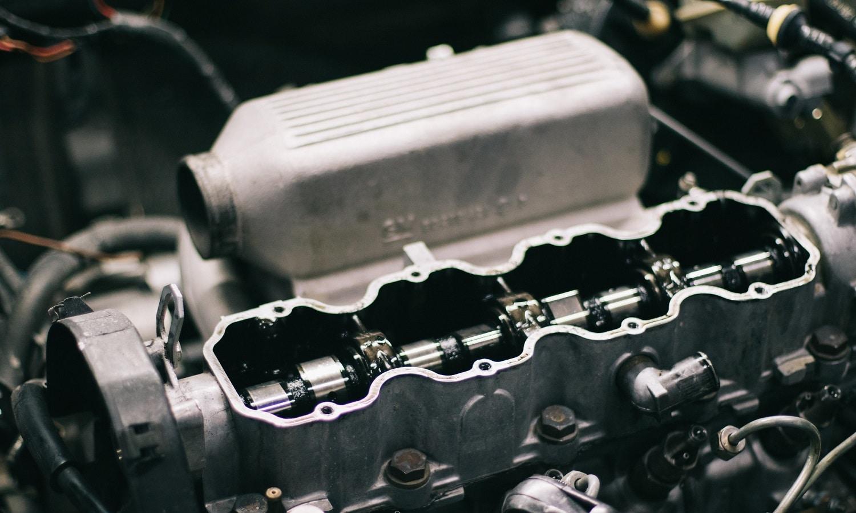 Motor OHC Árbol de levas en culata