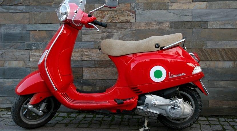 Dejar la moto como nueva quitando rozones