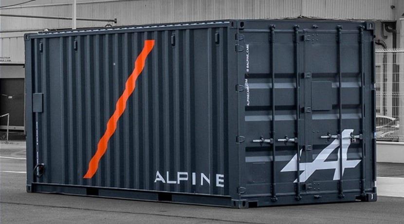 Alpine A110 teaser