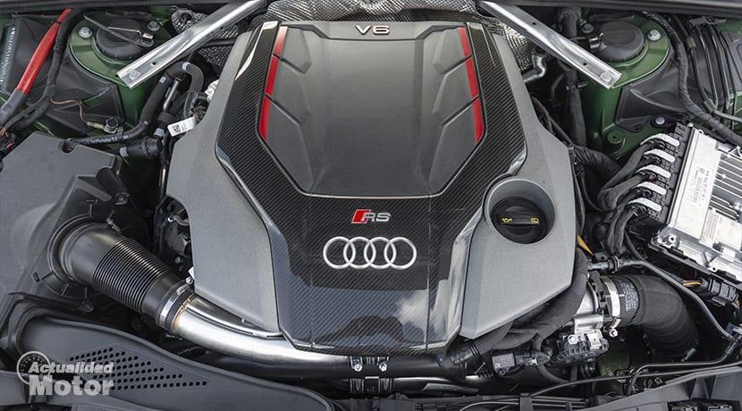 Audi RS 5 Motor