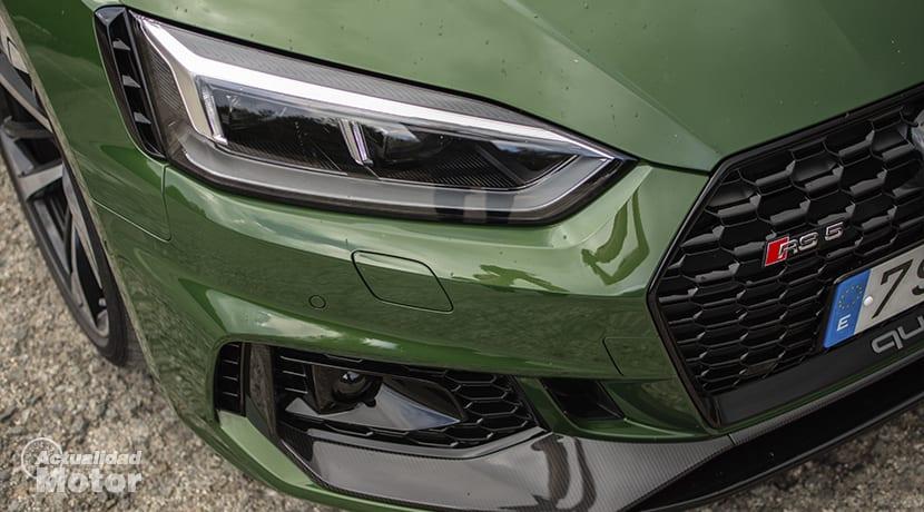 Audi RS 5 Detalle Exterior