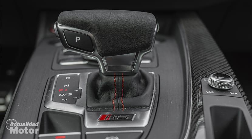 Audi RS 5 Palanca de cambios