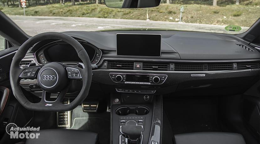 Audi RS 5 Salpicadero