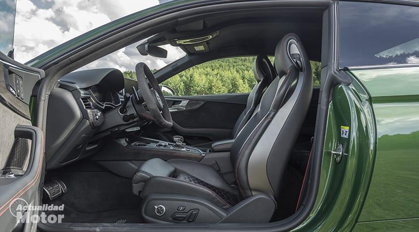 Audi RS 5 Plazas delanteras