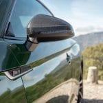 Audi RS 5 Detalle retrovisor