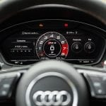 Audi RS 5 Detalle Virtual Cockpit